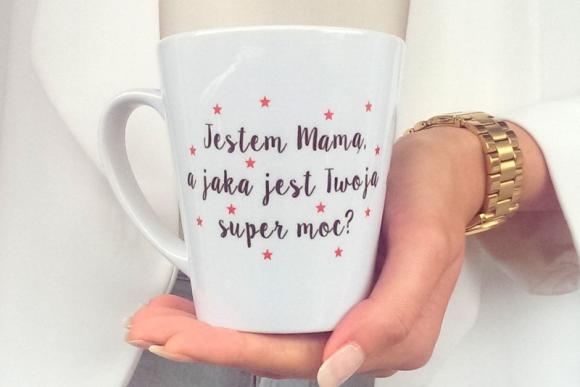 Kubek Latte SUPER MOC