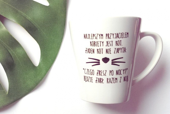 Kubek Latte PRZYJACIEL