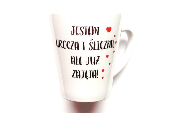 Kubek Latte ZAJĘTA