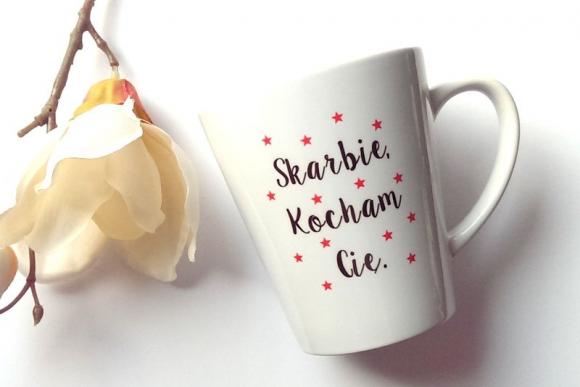 Kubek Latte SKARBIE
