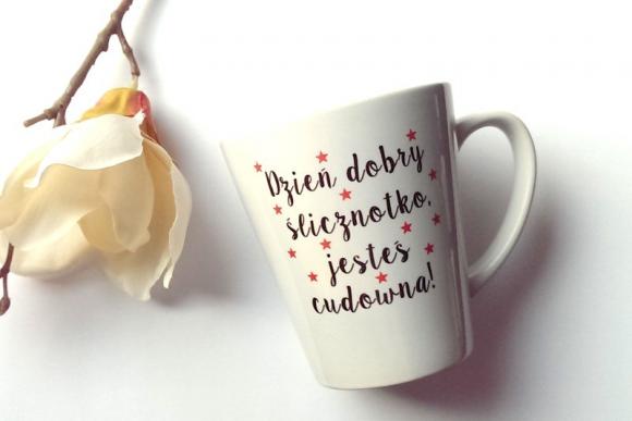 Kubek Latte DZIEŃ DOBRY