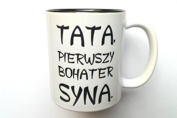 KUBEK TATA BOHATER z...